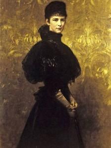 empress elisabeth painting