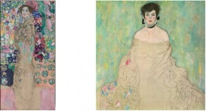 two late klimts
