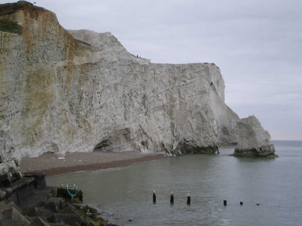cliffs Seaford Head