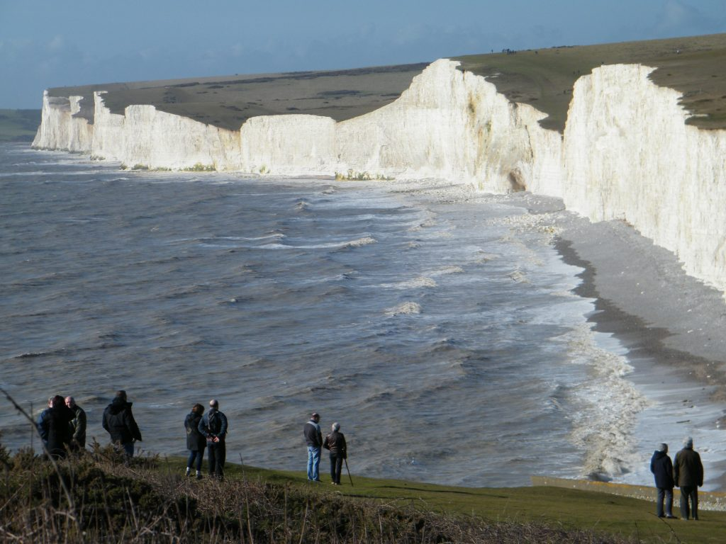 cliffs birling gap