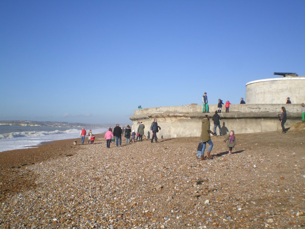 Seaford martello tower