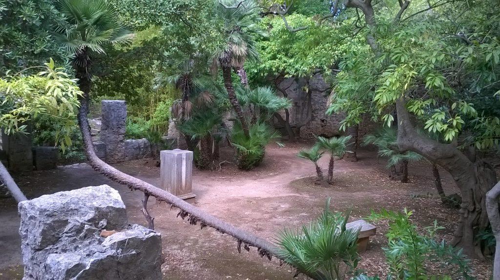 lokrum garden dubrovnik