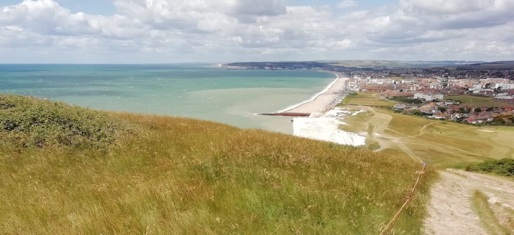 seaford head sussex june 2020