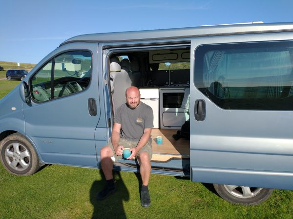 mike campervan